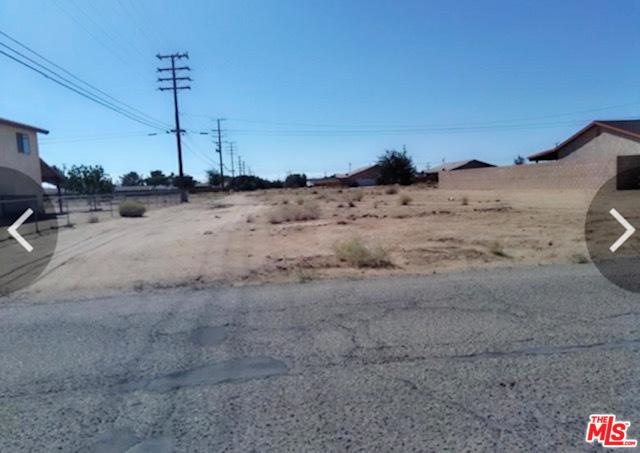 0 Fuchsia Avenue, California City, CA 93505 (MLS #18415266) :: The John Jay Group - Bennion Deville Homes