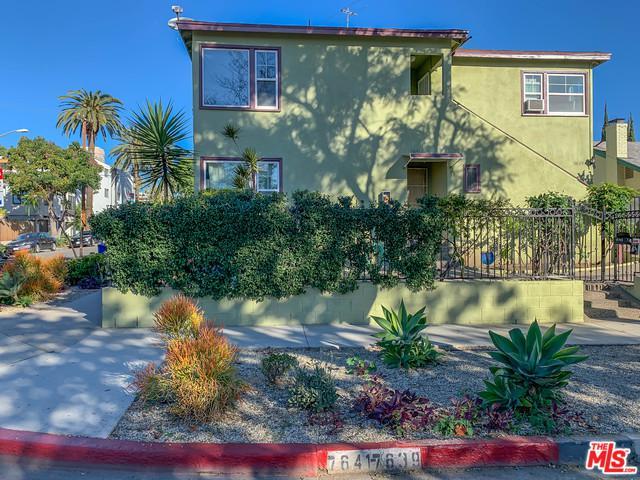 7639 Lexington Avenue, West Hollywood, CA 90046 (MLS #18415558) :: The Jelmberg Team