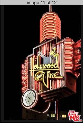 6253 Hollywood Boulevard #903, Los Angeles (City), CA 90028 (MLS #18415698) :: The Jelmberg Team