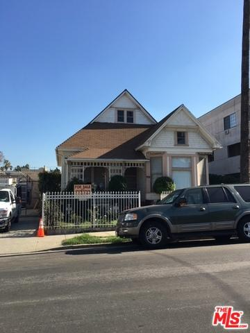 1116 S Irolo Street, Los Angeles (City), AR 90006 (MLS #18415962) :: The John Jay Group - Bennion Deville Homes