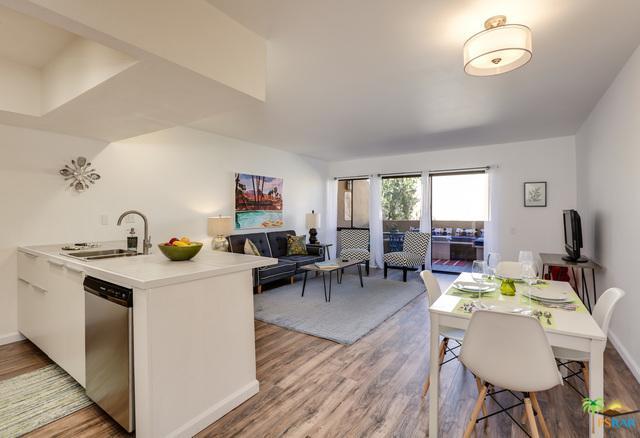 1655 E Palm Canyon Drive #512, Palm Springs, CA 92264 (MLS #18416116PS) :: Brad Schmett Real Estate Group