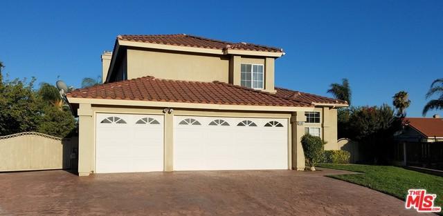 14981 Brighton Court, Fontana, CA 92336 (MLS #18416244) :: The John Jay Group - Bennion Deville Homes