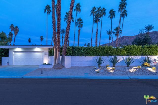 2352 S Yosemite Drive, Palm Springs, CA 92264 (MLS #18416398PS) :: Brad Schmett Real Estate Group