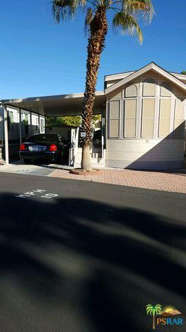 69801 Ramon Road #95, Cathedral City, CA 92234 (MLS #18416442PS) :: The John Jay Group - Bennion Deville Homes