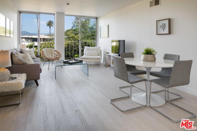 220 San Vicente #503, Santa Monica, CA 90402 (MLS #18416514) :: The John Jay Group - Bennion Deville Homes