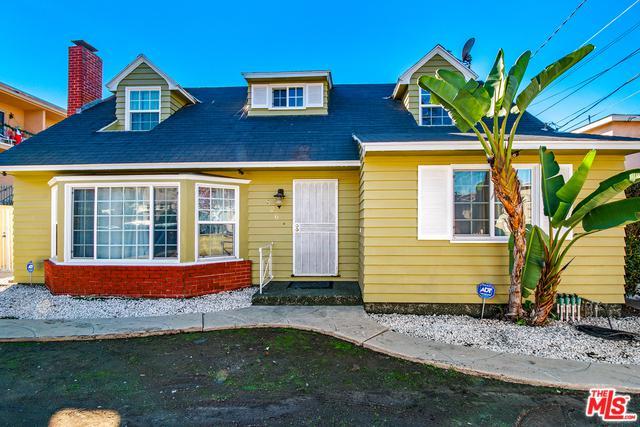 826 Glenway Drive, Inglewood, CA 90302 (MLS #18416554) :: The John Jay Group - Bennion Deville Homes