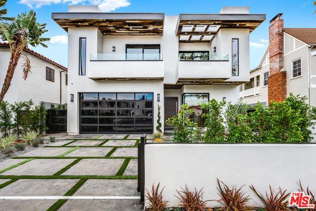 8138 W 4th Street, Los Angeles (City), CA 90048 (MLS #18416582) :: The John Jay Group - Bennion Deville Homes