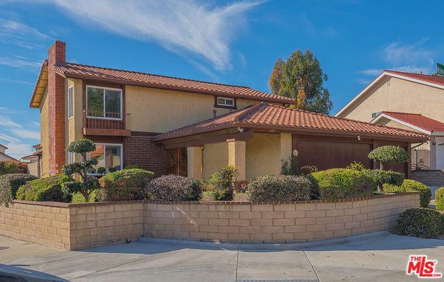 1717 Morning Canyon Road, Diamond Bar, CA 91765 (MLS #18417006) :: The John Jay Group - Bennion Deville Homes