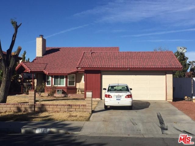 1625 E Avenue K, Lancaster, CA 93535 (MLS #18417112) :: The John Jay Group - Bennion Deville Homes