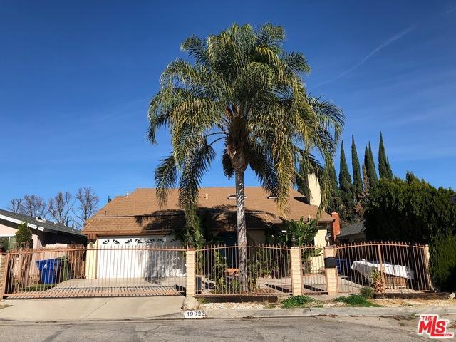 19923 Baltar Street, Winnetka, CA 91306 (MLS #18417696) :: The John Jay Group - Bennion Deville Homes