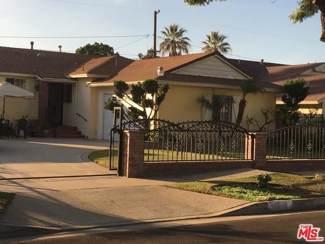 15803 S Haskins Avenue, Compton, CA 90220 (MLS #18417712) :: The John Jay Group - Bennion Deville Homes
