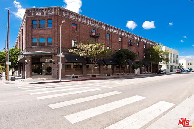 215 S Santa Fe Avenue #7, Los Angeles (City), CA 90012 (MLS #18417792) :: The John Jay Group - Bennion Deville Homes