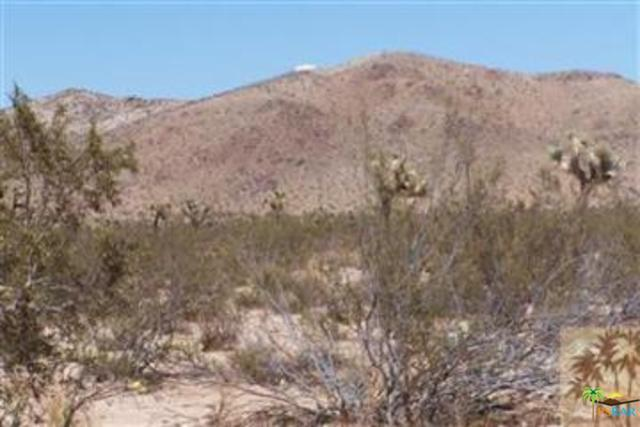 0 Belfair Drive, Joshua Tree, CA 92252 (MLS #18417842PS) :: Hacienda Group Inc