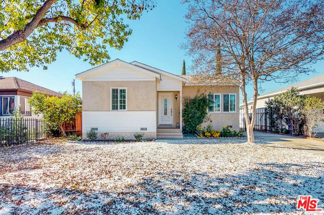 6131 Ensign Avenue, North Hollywood, CA 91606 (MLS #18417846) :: The Jelmberg Team