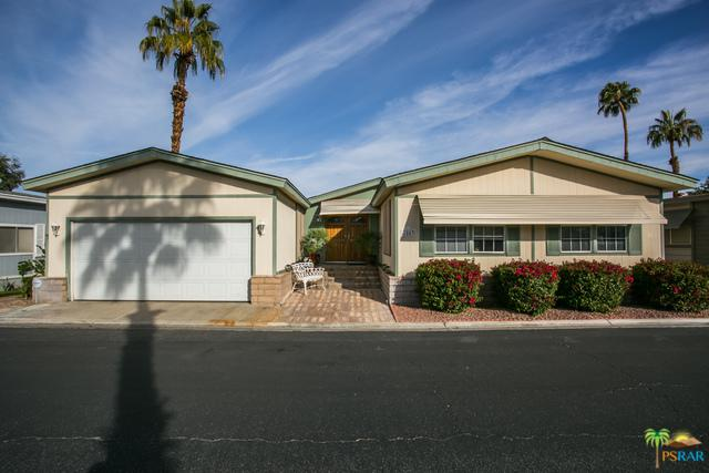 1063 Via Grande, Cathedral City, CA 92234 (MLS #18417848PS) :: The Jelmberg Team