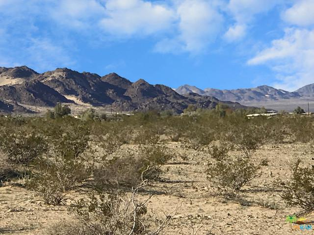 0 Barbara Lane, 29 Palms, CA 92277 (MLS #18417880PS) :: Deirdre Coit and Associates