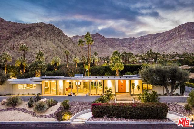40865 Thunderbird Road, Rancho Mirage, CA 92270 (MLS #19418180) :: Brad Schmett Real Estate Group