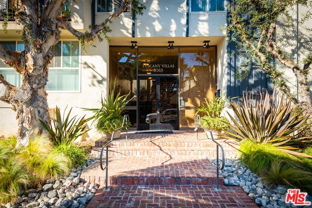8163 Redlands Street #1, Playa Del Rey, CA 90293 (MLS #19418356) :: The John Jay Group - Bennion Deville Homes