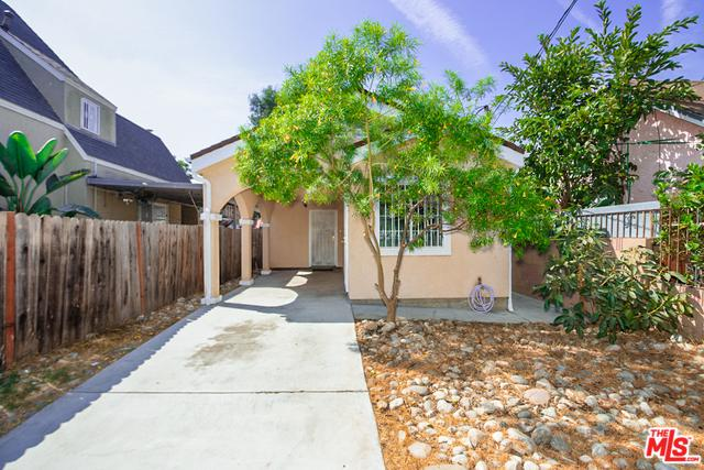 11135 Evers Avenue, Los Angeles (City), CA 90059 (MLS #19418438) :: The John Jay Group - Bennion Deville Homes