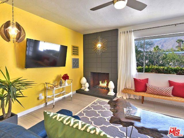 2466 N Girasol Avenue, Palm Springs, CA 92262 (MLS #19418676) :: The John Jay Group - Bennion Deville Homes