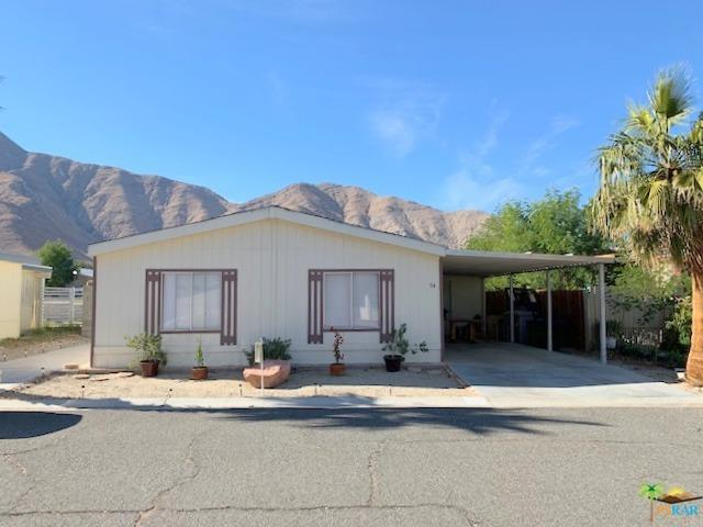 22840 Sterling Avenue #94, Palm Springs, CA 92262 (MLS #19418708PS) :: The John Jay Group - Bennion Deville Homes