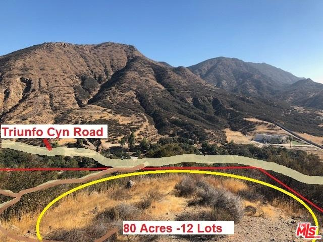 0 Triunfo Canyon Road, Agoura Hills, CA 91301 (MLS #19418806) :: The John Jay Group - Bennion Deville Homes
