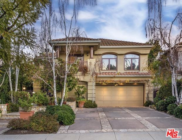 4328 Park Verdi, Calabasas, CA 91302 (MLS #19418946) :: The Jelmberg Team
