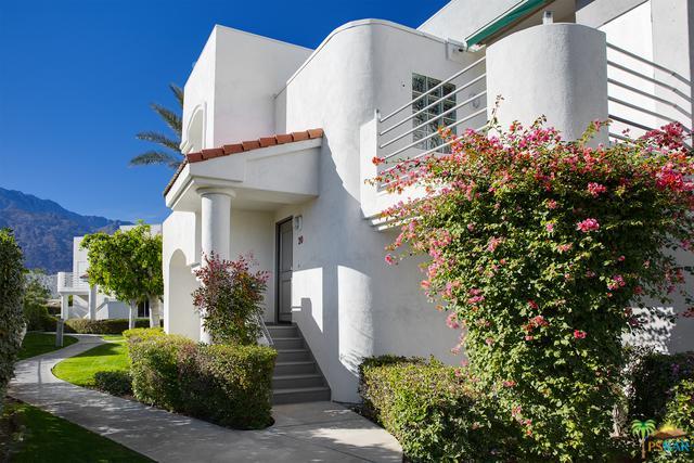 401 S El Cielo Road #20, Palm Springs, CA 92262 (MLS #19419170PS) :: The Jelmberg Team