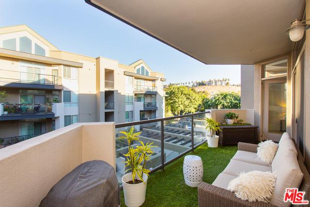 13044 Pacific Promenade #305, Playa Vista, CA 90094 (MLS #19419798) :: The John Jay Group - Bennion Deville Homes
