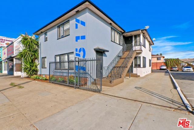1517 W Manchester Avenue, Los Angeles (City), CA 90047 (MLS #19420354) :: The John Jay Group - Bennion Deville Homes