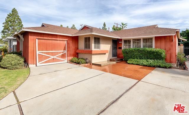 11210 Malat Way, Culver City, CA 90230 (MLS #19420370) :: The John Jay Group - Bennion Deville Homes