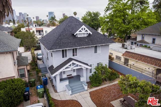 1218 Magnolia Avenue, Los Angeles (City), CA 90006 (MLS #19420478) :: The John Jay Group - Bennion Deville Homes