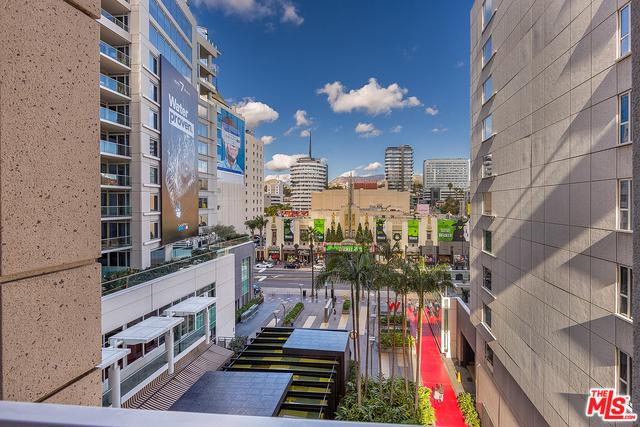 6250 Hollywood 6G, Los Angeles (City), CA 90028 (MLS #19420838) :: The John Jay Group - Bennion Deville Homes
