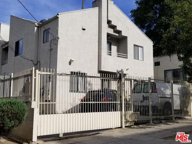 1046 S Ardmore Avenue 1-4, Los Angeles (City), CA 90006 (MLS #19420914) :: The John Jay Group - Bennion Deville Homes