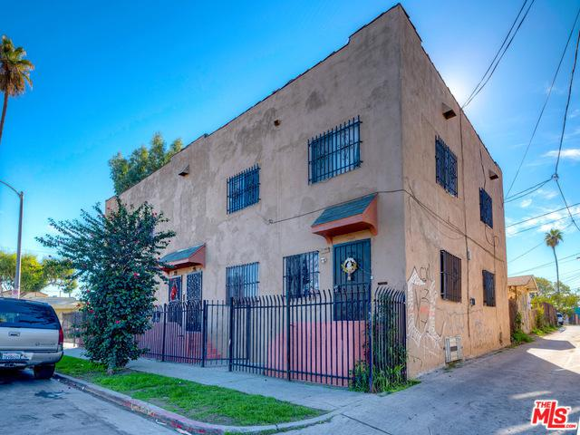 110 W 77th Street, Los Angeles (City), CA 90003 (MLS #19420994) :: The John Jay Group - Bennion Deville Homes
