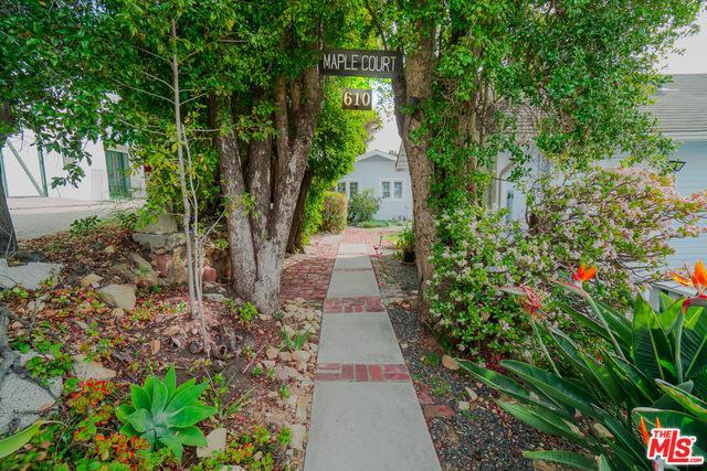 610 Maple Avenue, Santa Barbara, CA 93103 (MLS #19421106) :: The John Jay Group - Bennion Deville Homes