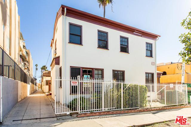 1610 N Serrano Avenue, Los Angeles (City), CA 90027 (MLS #19421314) :: The John Jay Group - Bennion Deville Homes