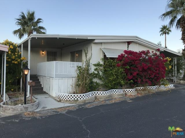 18555 Roberts Road #13, Desert Hot Springs, CA 92240 (MLS #19421318PS) :: The Jelmberg Team