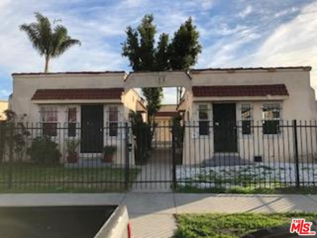 1004 E 76th Street, Los Angeles (City), CA 90001 (MLS #19421406) :: The John Jay Group - Bennion Deville Homes