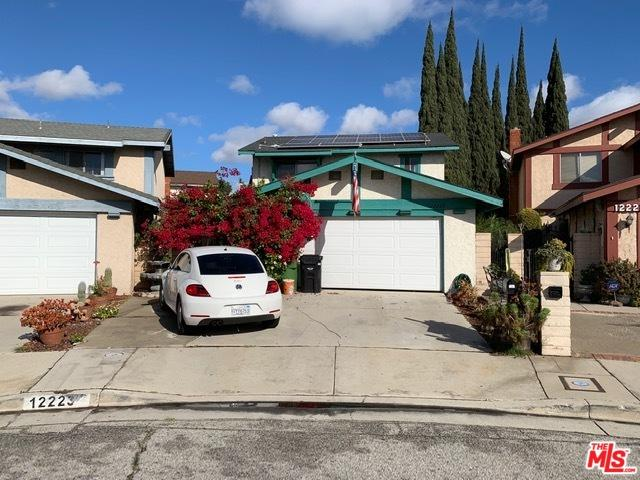 12223 Leayn Court, North Hollywood, CA 91605 (MLS #19421492) :: The John Jay Group - Bennion Deville Homes