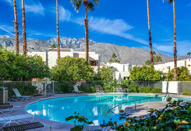 2080 Normandy Court, Palm Springs, CA 92264 (MLS #19421510PS) :: The John Jay Group - Bennion Deville Homes