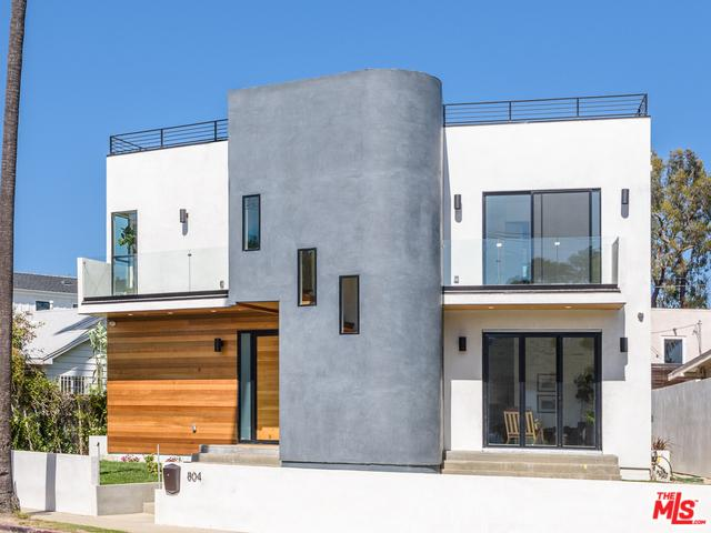 804 California Avenue, Venice, CA 90291 (MLS #19421710) :: The John Jay Group - Bennion Deville Homes
