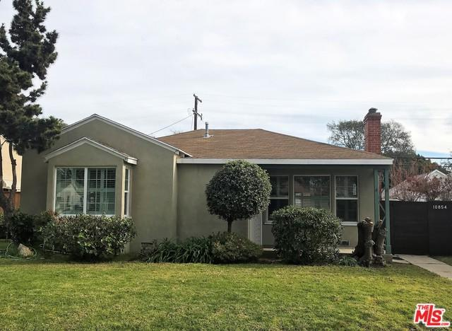 10854 Pickford Way, Culver City, CA 90230 (MLS #19421850) :: The John Jay Group - Bennion Deville Homes