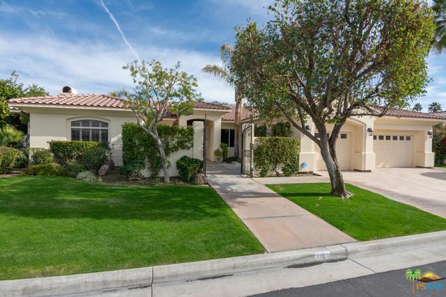 10 Via Elegante, Rancho Mirage, CA 92270 (MLS #19422020PS) :: The Jelmberg Team