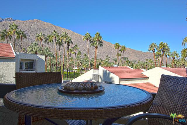 1552 S Camino Real #333, Palm Springs, CA 92264 (MLS #19422054PS) :: The John Jay Group - Bennion Deville Homes