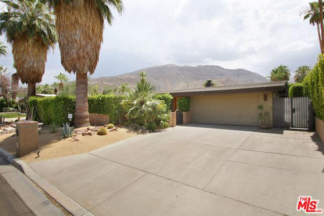 71755 San Gorgonio Road, Rancho Mirage, CA 92270 (MLS #19422216) :: Deirdre Coit and Associates