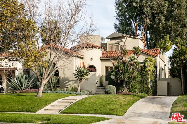 850 Masselin Avenue, Los Angeles (City), CA 90036 (MLS #19422222) :: The John Jay Group - Bennion Deville Homes