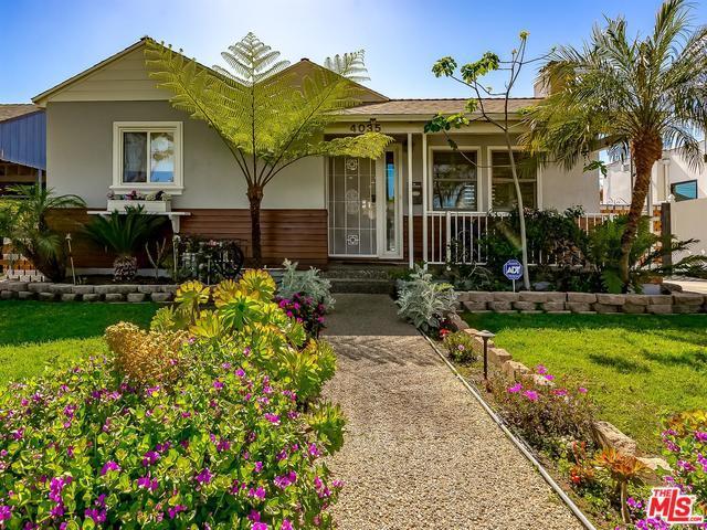4035 Coolidge Avenue, Culver City, CA 90066 (MLS #19422296) :: The John Jay Group - Bennion Deville Homes