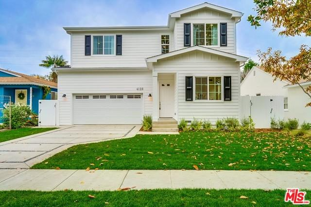 4128 Bledsoe Avenue, Culver City, CA 90066 (MLS #19422492) :: The John Jay Group - Bennion Deville Homes