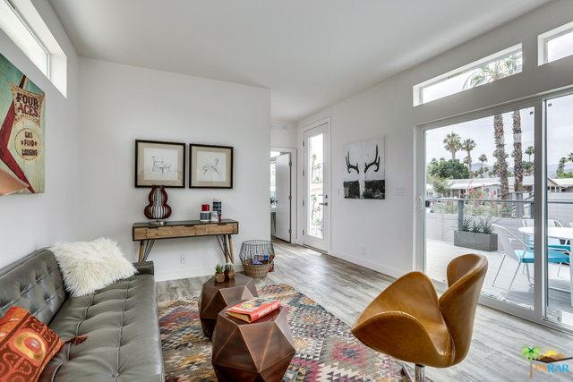 104 Pali Drive, Palm Springs, CA 92264 (MLS #19422596PS) :: The John Jay Group - Bennion Deville Homes
